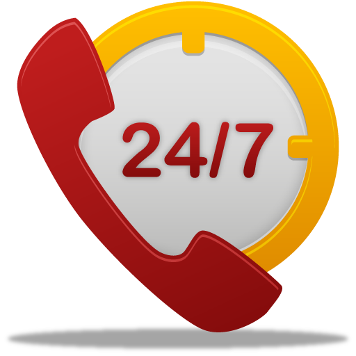 24 x 7 x 365 days available chat support