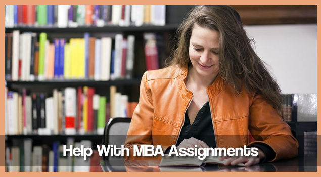 MBA Assignment Help in USA