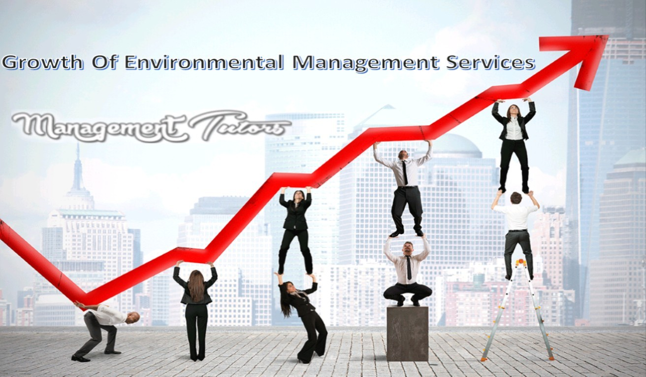 Growth Of Environmental Management Services