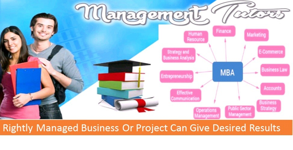 Rightly Managed Business Or Project Can Give Desired Results